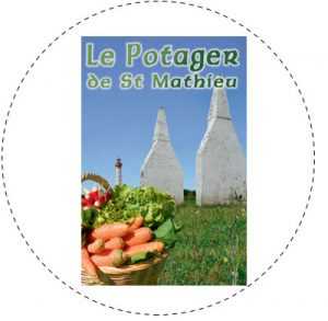 logo potager de Saint Mathieu